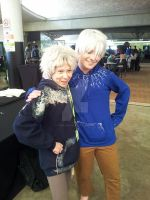 JackFrost Double Trouble by Fireflyhikari