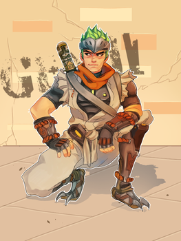 Young Genji by Ful-Fisk