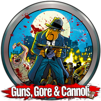 Guns, Gore and Cannoli by POOTERMAN