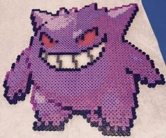 Gengar by PlanetXiN