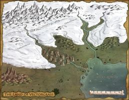The land of Vectograss by Sapiento