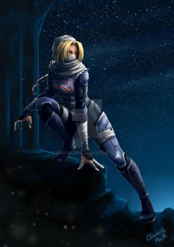 Sheik by Emeraldus