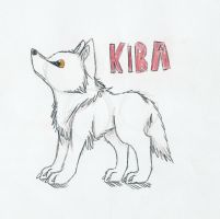 Kiba by CrunchieWolf