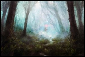 Forest Guardian by Rene-w