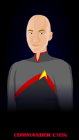 Deltan Crewmember L'ion by S0LARBABY