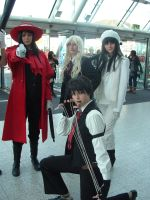 MCM Expo: Hellsing by LabyrinthLadyLover