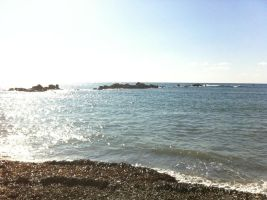 Sea in CYPRUS 1 by kastrishis