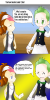 What Trainers Say by Chibixi
