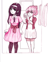 Madohomu Dress Up by Caffeccino