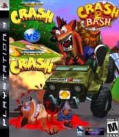 CRASH BASH 2 on PS3 by trextrex65