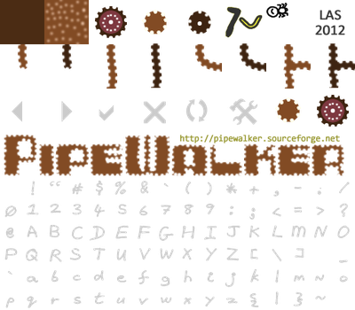 Pipewalker DOTPAINTING theme (0.9.3 or newer) by LauraSeabrook