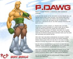 P. Dawg by Robaato
