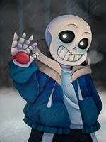 Sans by Majestic-Sushi