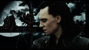 Loki- Blood and Roses by stak1073