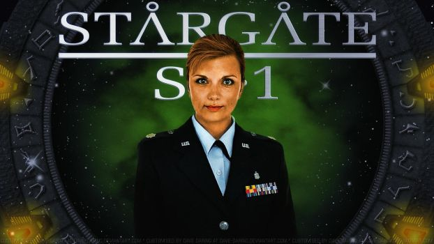 Teryl Rothery Dr. Janet Fraiser IV by Dave-Daring