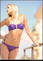 Bathing Suit Fashion by Carinico
