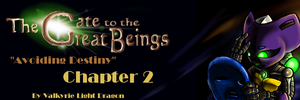 GTTGB - Avoiding Destiny - Chapter 2 by JarODragon