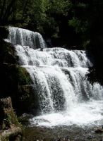 WaterFall Nature Stock 24 by Gracies-Stock