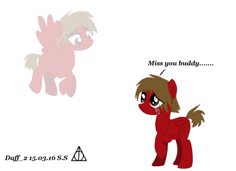 Fred And George Mlp by EV1257