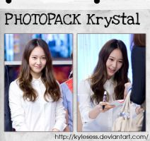 Photopack Krystak F(x) by KyleSESS