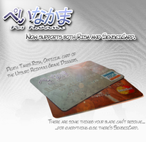 Risa And SenseiCard ad by lawsae