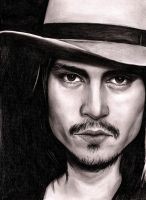 johnny depp by Tim-lee