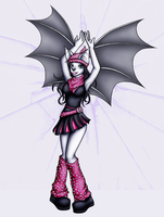 Feeling Batty by Kuro-Arashi-Ame