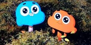 Gumball and Darwin 2 by Forwardflung