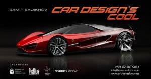 Car Design class in Azerbaijan by Samirs