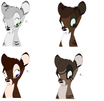 bambi adoptables OPEN by AdoptShop429