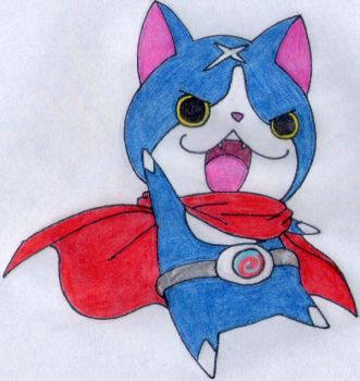Hovernyan Is Back by FelicityForNow743