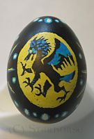 Darkandle Easter egg by Starhorse