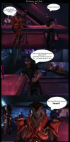 Familiarity with Javik (update) by BrainKiller20