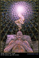 Dying-Alex Grey by CookieMonsterNick