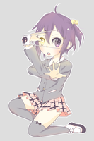 cups as rikka by jorsu