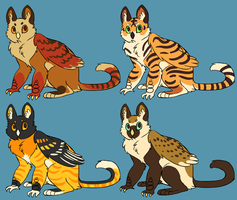 Griffin Adopts 2 {SOLD!} by Lydia813