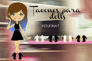 Tacones para dolls PNG by PiTuFiNa7