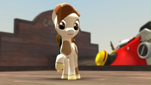 Pipsqueak Colt DL by Legoguy9875