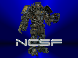 NCSF PlanetSide 2 MAX by haywire7