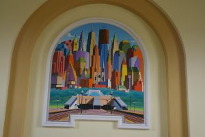Morristown Station Mural 2 by uglygosling