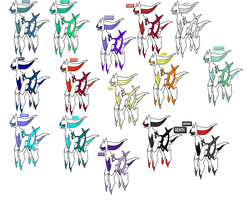 Arceus Factor-Mine by YingYangHeart