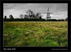 The Olde Mill by Andrew-and-Seven