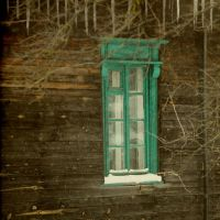 a green window by incolorwetrust
