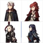 Top 4 Favorite Fire Emblem Characters (Fates) by VoltTheGamer