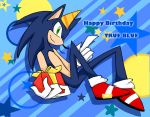 Happy Birthday True Blue by Belen-1999