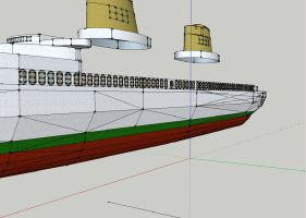Empress of Greece- Unfinished by MaluNomad