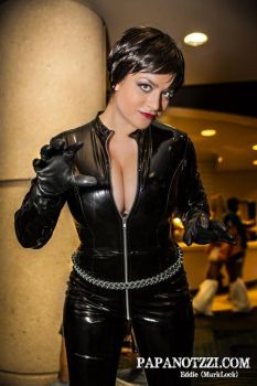 Catwoman by KingdomOfSeven