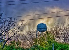 Water Tower by lightzone
