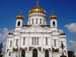 Russian Chruch by jasepo