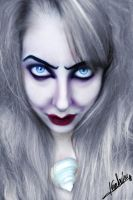 Ursula Makeup by Chuchy5